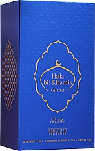 Profumi e cosmetici Nabeel Hala Bil Khamis - Set (diff/40g + oil/20ml + edp/50ml)
