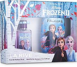 Profumi e cosmetici La Rive Frozen - Set (edp/50ml + sg/gel/250ml)