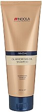 Profumi e cosmetici Shampoo lucentezza - Indola Innova Glamorous Oil Shampoo