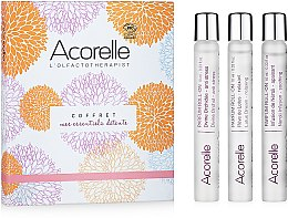 Profumi e cosmetici Acorelle Mes Essentiels Detente - Set (parfum/roll-on/3x10ml)