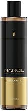Profumi e cosmetici Shampoo micellare alla seta liquida - Nanoil Liquid Silk Micellar Shampoo