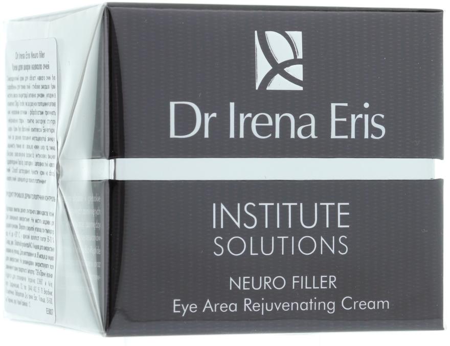 Crema contorno occhi rigenerante - Dr Irena Eris Institute Solutions Neuro Filler Eye Area Rejuvenating Cream