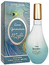 Profumi e cosmetici Jeanne Arthes Love Generation Mystic - Eau de Parfum