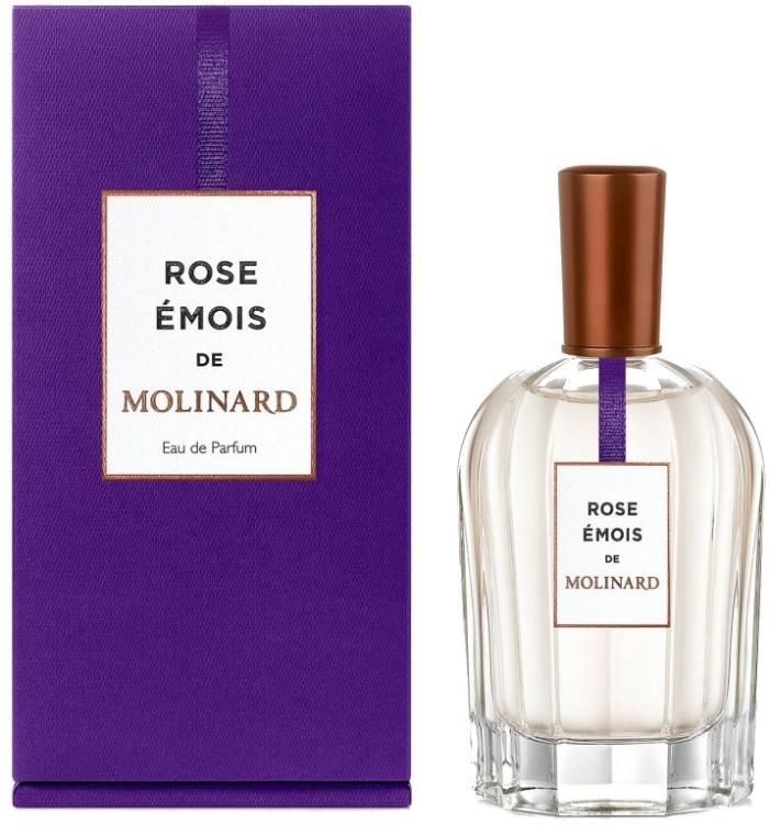 Molinard Rose Emois - Eau de Parfum