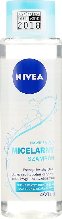 Shampoo micellare idratante - Nivea Micellar Shampoo