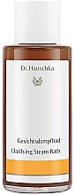 Profumi e cosmetici Lozione per la pulizia del viso a vapore - Dr. Hauschka Clarifying Steam Bath