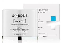 Profumi e cosmetici Trattamento viso e collo - Symbiosis London Full Neck Firmness Enhancing Treatment