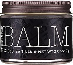 Profumi e cosmetici Balsamo per barba - 18.21 Man Made Beard Balm Spiced Vanilla
