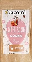 """Profumi e cosmetici Scrub corpo al caffè """"Biscotti"""" - Nacomi Coffee Scrub Cookie"""