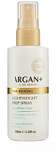 Profumi e cosmetici Spray nutriente per capelli - Argan+ 5 Oil Blend Nourishing Lightweight Prep Spray