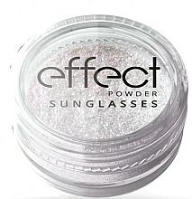 Profumi e cosmetici Polvere per unghie - Silcare Sunglasses Effect Powder