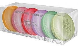 Profumi e cosmetici Set di sapone - Institut Karite Shea Soaps (soap/6x27g)