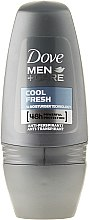 Profumi e cosmetici Deodorante roll-on - Dove Men+Care Cool Fresh