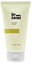 Profumi e cosmetici Crema corpo idratante - Le Tout Silky Body Cream