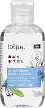 Profumi e cosmetici Acqua micellare - Tolpa Urban Garden Micellar Water