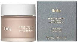 Profumi e cosmetici Crema contorno occhi idratante - Huxley Secret of Sahara Eye Cream Concentrate On