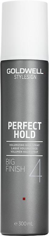 Spray capelli volumizzante - Goldwell Stylesign Perfect Hold Big Finish Volumizing Hairspray
