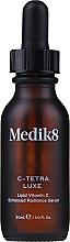 Profumi e cosmetici Siero intensivo con vitamina C e antiossidanti - Medik8 C-Tetra Luxe Lipid Vitamin C Enhanced Radiance Serum