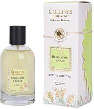 Profumi e cosmetici Collines de Provence Fresh Bergamot - Eau de toilette
