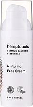 Profumi e cosmetici Crema viso idratante - Hemptouch Nurturing Face Cream