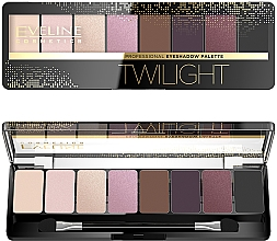 Profumi e cosmetici Palette ombretti - Eveline Cosmetics Eyeshadow