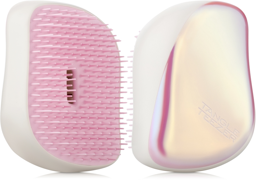 Spazzola districante per capelli - Tangle Teezer Compact Styler Smooth and Shine