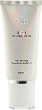 Profumi e cosmetici Primer viso - Pur 4-In-1 Correcting Primer Prep & Perfect