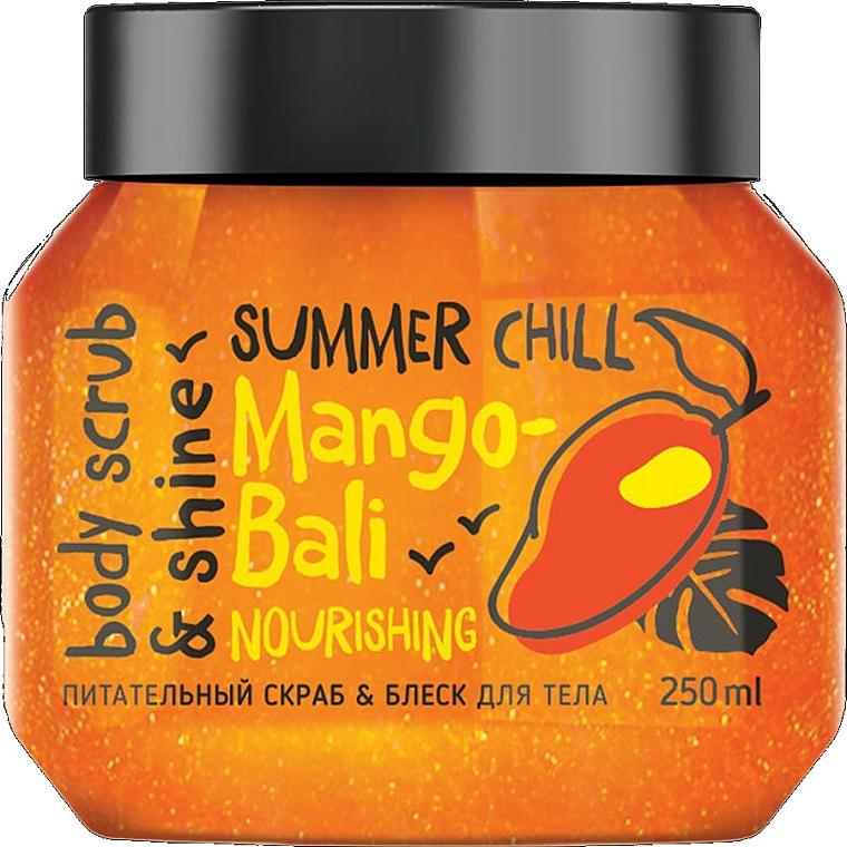 """Scrub corpo """"Lucentezza e Nutrizione"""" - MonoLove Bio Mango-Bali Nourishing"""