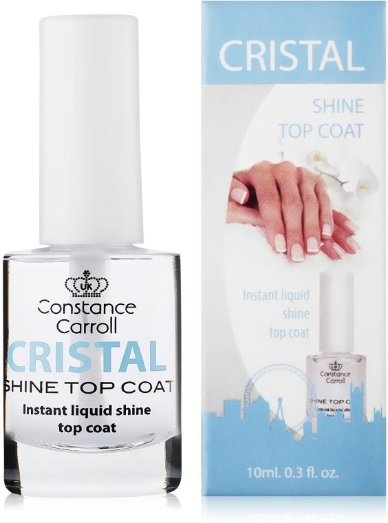 Top coat - Constance Carroll Cristal Shine Top Coat