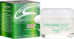 Profumi e cosmetici Crema per la pelle secca - Collagena Naturalis Anti-Age Complex Specific Care