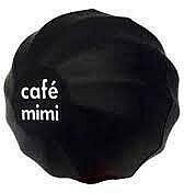 """Balsamo labbra """"Nero"""" con estratto di alghe brune - Cafe Mimi Lip Balm"""