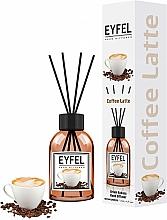 "Profumi e cosmetici Diffusore di aromi ""Caffè"" - Eyfel Perfume Reed Diffuser Coffee"