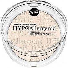 Profumi e cosmetici Cipria-illuminante - Bell HypoAllergenic Face&Body Illuminating Powder
