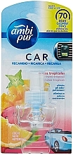 Profumi e cosmetici Refil per aromatizzare - Ambi Pur Air Freshener Refill Tropical Fruits