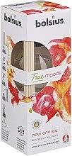 """Profumi e cosmetici Diffusore di aromi """"Pompelmo e zenzero"""" - Bolsius Fragrance Diffuser True Moods New Energy"""