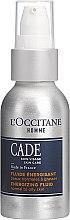 Profumi e cosmetici Fluido viso energetico - L'Occitane Cade Energizing Fluide