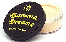 "Profumi e cosmetici Cipria ""Banana Powder"" - W7 Banana Dreams Loose Powder"