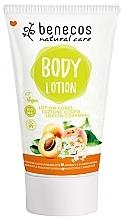 """Profumi e cosmetici Lozione corpo """"Albicocca e fiori di sambuco"""" - Benecos Natural Care Apricot & Elderberry Blossom Body Lotion"""