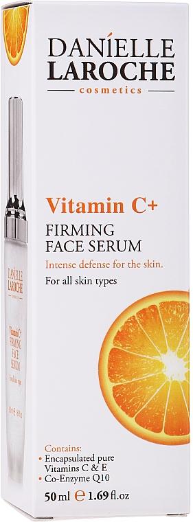 Siero viso rassodante alla vitamina C - Danielle Laroche Cosmetics Firming Face Serum Vitamin C+