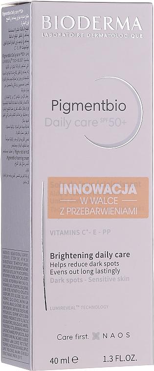 Crema viso - Bioderma Pigmentbio Daily Care Brightening Daily Care SPF 50+