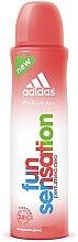 Profumi e cosmetici Adidas Fun Sensations - Deodorante