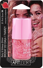 Profumi e cosmetici Glitter per viso e corpo - Artlook Body & Make Up Glitter
