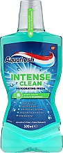 Profumi e cosmetici Collutorio - Aquafresh Intense Clean Invigorating Freshness