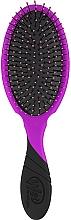 Profumi e cosmetici Spazzola per capelli, viola - Wet Brush Pro Detangler Purple