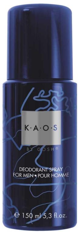 Deodorante spray - Gosh Kaos