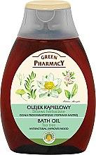 "Profumi e cosmetici Olio bagno ""Tea tree"" - Green Pharmacy Tea Tree Bath Oil"