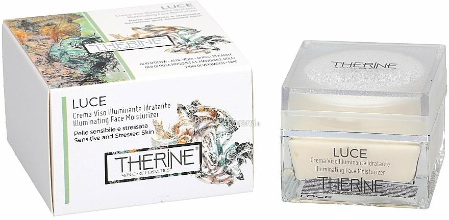 Crema viso idratante e illuminante - Therine Luce Illuminating Face Moisturizer — foto N1