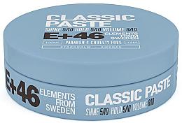 Profumi e cosmetici Pasta styling capelli - E+46 Classic Paste