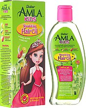 Profumi e cosmetici Olio capelli per bambini - Dabur Amla Kids Nourishing Hair Oil