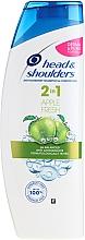 "Profumi e cosmetici Shampoo e balsamo antiforfora 2in1 ""Mela fresca"" - Head & Shoulders Apple Fresh Shampoo 2in1"